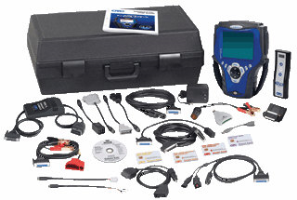 OTC 3866TPR Genisys EVO® USA 2009 Kit with Reset Tool & USA 2008 ABS/Air Bag Software / Cables