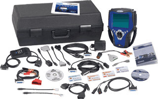 OTC 3871 Genisys EVO™ USA 2010 Kit with Domestic and ABS/Air Bag Cables