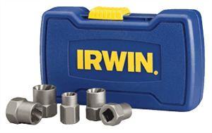 Irwin 394001 5 Pc. BOLT-GRIP™ Base Set
