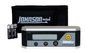 Johnson Level 40-6060 Electronic Level w/ Inclinometer