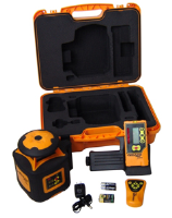 Johnson Level 40-6535 Electronic Horizontal Rotary Laser Level
