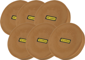 Astro Pneumatic 400E6 Smart Eraser® Pad - 6 Pack