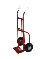 "Milwaukee Hand Truck 40384 Dual Handle Hand Truck w / 10"" Tires"