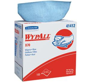 Kimberly Clark 41412 Wypall® X70 Wipers