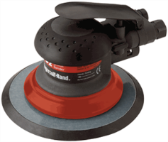 "Ingersoll Rand 4152-HL 6"" Vacuum-ready Random Orbital Air Sander, Hook & Loop"