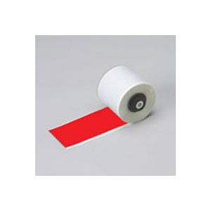 "Brady 42033 HandiMark Tape, Red, 2"" x 50',Vinyl Film, B-580"