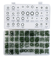 FJC Inc. 4275 350 Pc. Deluxe O°Ring Assortment