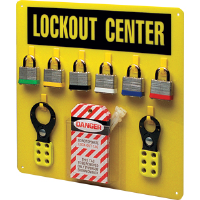 Brady 43799 Economy Lockout Center