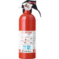 Kidde 440160 2 lb BC Vehicle Extinguisher FC5 w/Nylon Strap