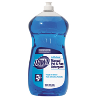 P&G 45112 Dawn® Pot and Pan Detergent, 38 Oz, 8/Cs.