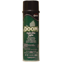 Quest Chemical 452 Doom Weed Killer Spray, 20oz,12/Cs.