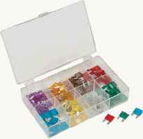 Titan 45229 96 Pc. Mini Blade Fuse Assortment
