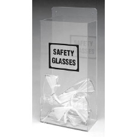 Brady 45405 Visitor Safety Glasses Dispenser