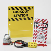 Brady 45447 Micro Lockout Station