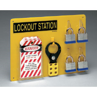 Brady 45519 Lockout Compliance Stations