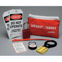 Brady 45601 Standard Lockout Belt Packs