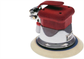 "Hutchins 4560 6"" Super Sander II, Random Orbit Air Sander"