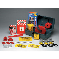 Brady 45610 Premium Lockout Kits