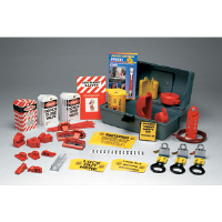 Brady 45626 Deluxe Lockout Kits