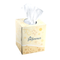 Georgia Pacific 46200 Preference® Facial Tissue, Cube Box, 36/Cs.
