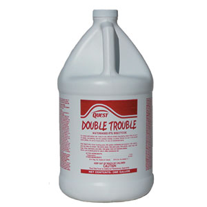 Quest Chemical 464415 Double Trouble RTU Insecticide, 1 gal, 4/Cs.