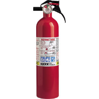 Kidde FA110 Disposable Fire Extinguisher - 466142
