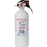 Kidde 466179 2 lb BC Mariner 5 Extinguisher w/Nylon Strap (Bilingual)