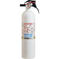 Kidde 466627 2-1/4 lb ABC Mariner 110 Extinguisher w/Nylon Strap