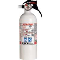 Kidde 466635 2 lb BC Mariner 5 Extinguisher w/Nylon Strap