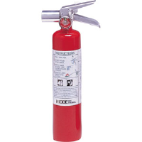 Kidde 466727 2-1/2 lb BC ProPlus 2.5 H Halotron I Fire Extinguisher w/Wall Hook