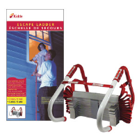 Kidde 468094 25' Three-Story Escape Ladder