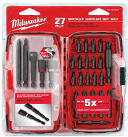 Milwaukee 48-32-5902 27 Pc. Impact Driver Set