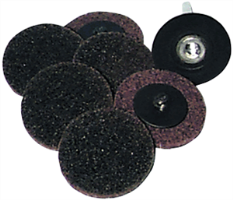 "CIA Automotive 4810-50H 50 2"" Coarse Rolon Surface Prep Discs"