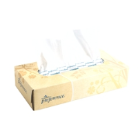 Georgia Pacific 48100 Preference® Facial Tissue, Flat Box, 30/Cs.