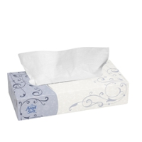 Georgia Pacific 48580 Angel Soft ps® Premium Facial Tissue, 30/Cs.