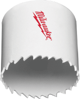 Milwaukee 49-56-0127 Ice Hardened&#153L Hole Saw, 2-1/8""