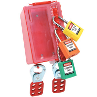 Brady 50938 Mini Wall Lock Box