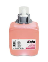 Gojo 5161-03 Luxury Foam Handwash, 1250ml, 3/Cs.