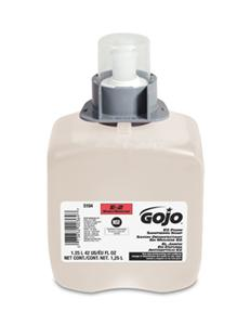 Gojo 5164-03 E2 Foam Sanitizing Soap, 1250ml, 3/Cs.