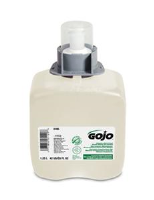 Gojo 5165-03 Green Certified Foam Hand Cleaner, 1250ml, 3/Cs.