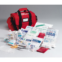 First Aid Only 520-FR 158-Pc. First Responder Kit
