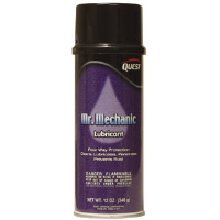 Quest Chemical 534 Mr. Mechanic Lubricant, 16oz,12/Cs.
