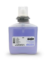 Gojo 5361-02 Premium TFX Foam Handwash w/ Conditioners, 1200ml, 2/Cs.