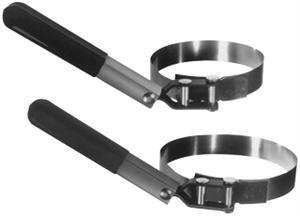Lisle 54300 Swivel Grip Oil Filter Wrench for Caterpillar Engines
