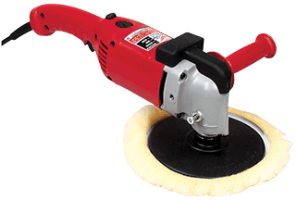 "Milwaukee 5455 Polisher 7""/9"", 1750 RPM"