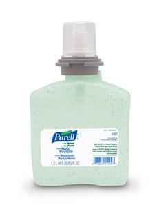 Gojo 5457-04 Purell® TFX™ Instant Hand Sanitizer w/ Aloe, 1200ml, 4/Cs.