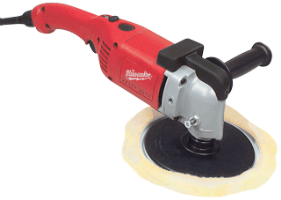"Milwaukee 5460-6 Heavy Duty 7"" / 9"" Polisher"