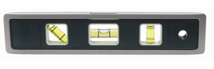 "Johnson Level 5500M-GLO 9"" Glow in the Dark Torpedo Level"