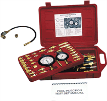 Lisle 56100 Master Fuel Injection Test Set and Cleaner