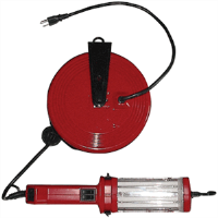 CIA Automotive 5640R 26 Watt Drop Light w/ 40° Reel